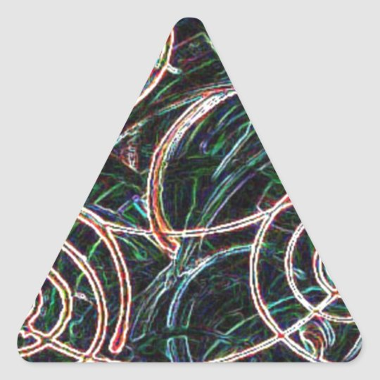 The Wind Triangle Sticker