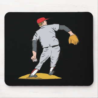 The Wind Up Mouse Pad