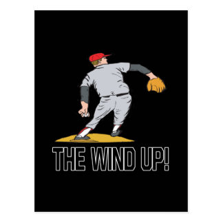 The Wind Up Postcard
