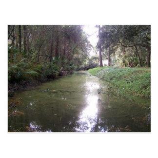 The Winding Creek Postcard