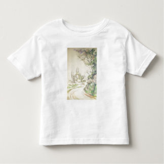 The Winding Road, c.1900-06 (w/c on paper) Toddler T-shirt