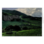 The Winding Road Greeting Cards