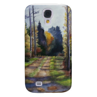The Winding Road Samsung Galaxy S4 Covers