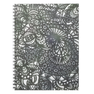 The Winding Worm A1 Note Book