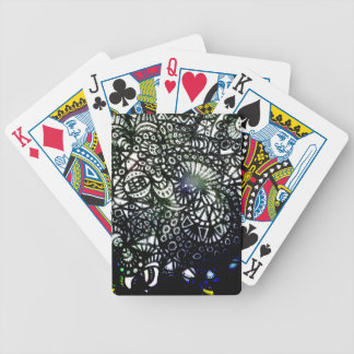 The Winding Worm A2 Bicycle Playing Cards