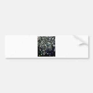 The Winding Worm A2 Bumper Sticker