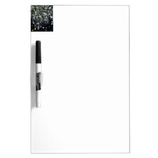 The Winding Worm A2 Dry-Erase Board