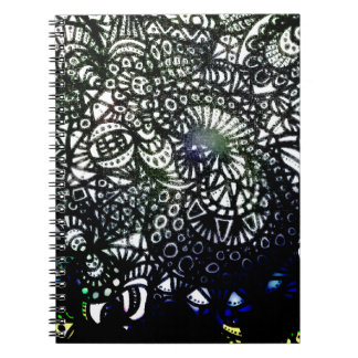 The Winding Worm A2 Spiral Notebooks