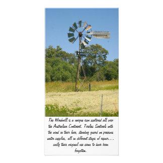 The Windmill photo card