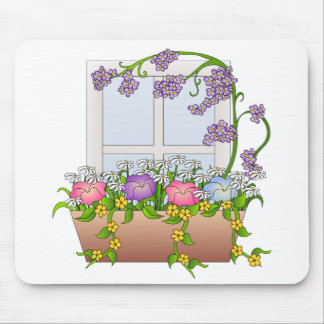 The Window Box Mouse Pad
