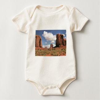 The Window, Monument Valley, UT Baby Bodysuit