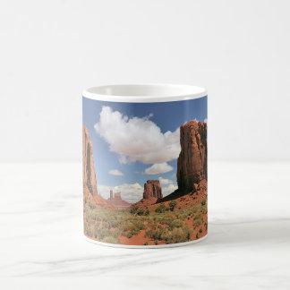 The Window, Monument Valley, UT Coffee Mug
