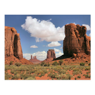 The Window, Monument Valley, UT Postcard