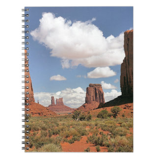 The Window, Monument Valley, UT Spiral Note Book