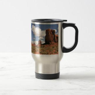 The Window, Monument Valley, UT Travel Mug