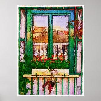 The Window Print