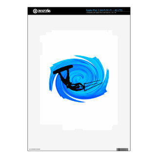 THE WINDS POWER DECAL FOR iPad 3
