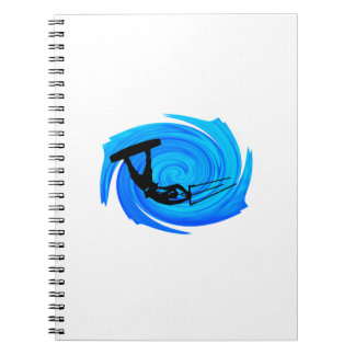 THE WINDS POWER NOTEBOOK
