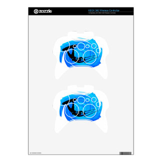 THE WINDS POWER XBOX 360 CONTROLLER SKIN