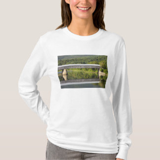 The Windsor-Cornish Covered Bridge spans the T-Shirt