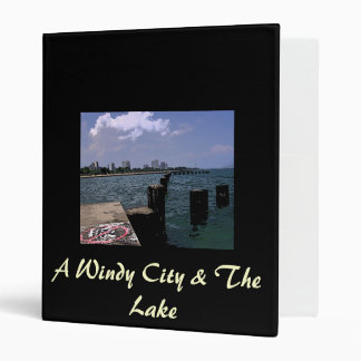 The Windy City 3 Ring Binder