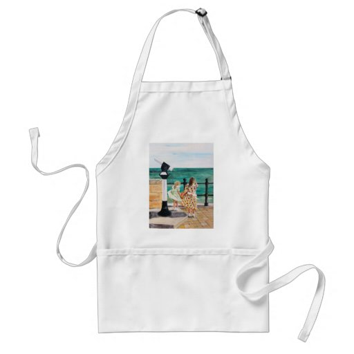 The Windy Day Apron