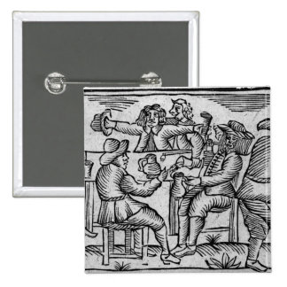 The Wine-Coopers Delight, from Pinback Button