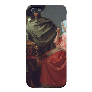 The Wine Glass, Jan Vermeer Cover For iPhone SE/5/5s