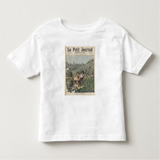 The Wine Harvest Toddler T-shirt