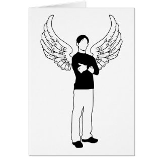 The Winged Borrower Card