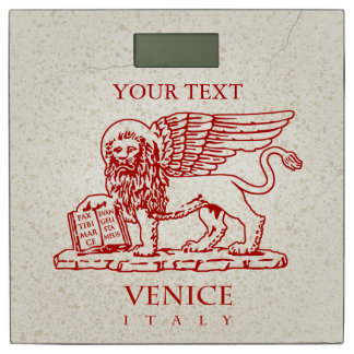 The Winged Lion of Venice Bathroom Scale