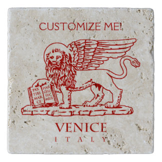 The Winged Lion of Venice Trivet