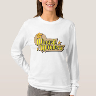 The Winged Wonders Logo T-Shirt
