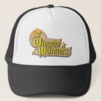 The Winged Wonders Logo Trucker Hat
