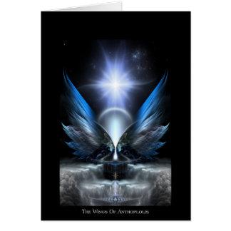 The Wings Of Anthropolis Card