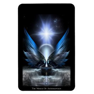 The Wings Of Anthropolis Photo Magnet