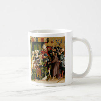 The Wings of the Wurzach Altar by Hans Multscher Classic White Coffee Mug