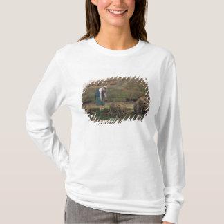The Winkle Gatherer, 1869 T-Shirt