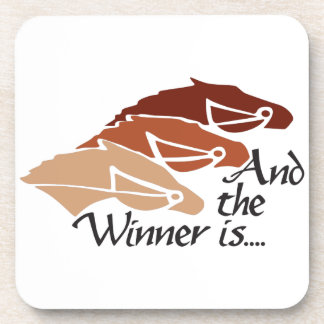 The Winner Is Coaster