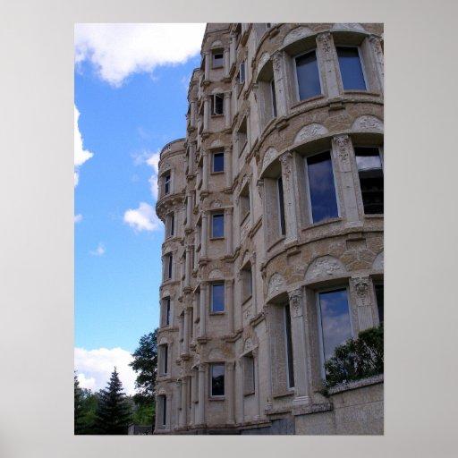 The Winnipeg Castle Apartments Poster
