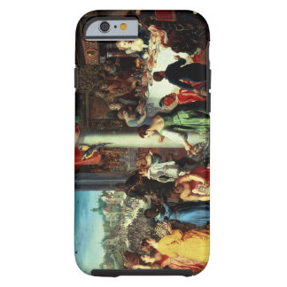 The Winter Feast, Gathering at the Bavarian State Tough iPhone 6 Case