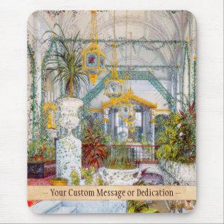The Winter Garden of Empress Alexandra Fyodorovna Mousepads