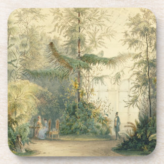 The Winter Garden of the Hofburg Palace, Vienna, 1 Beverage Coaster