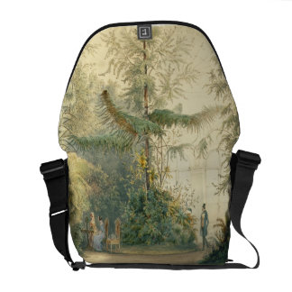 The Winter Garden of the Hofburg Palace, Vienna, 1 Courier Bag