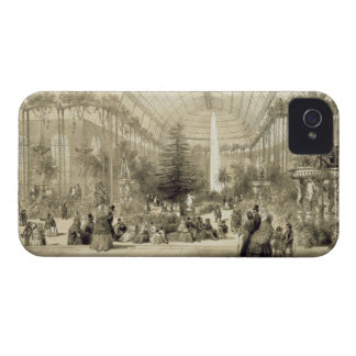 The Winter Garden, published by Auguste Bry (litho iPhone 4 Cases