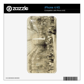 The Winter Garden, published by Auguste Bry (litho Skin For The iPhone 4S