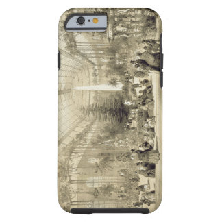 The Winter Garden, published by Auguste Bry (litho Tough iPhone 6 Case
