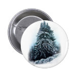 The WInter King Pinback Button