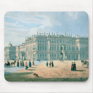 The Winter Palace as seen from Palace Passage Mouse Pad