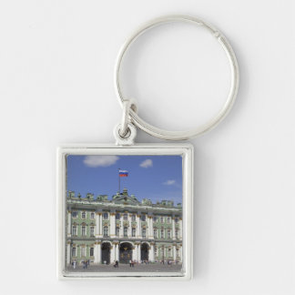 The Winter Palace, St Petersburg, Russia (RF) Keychain